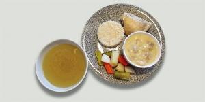 poule au riz façon Yiddish