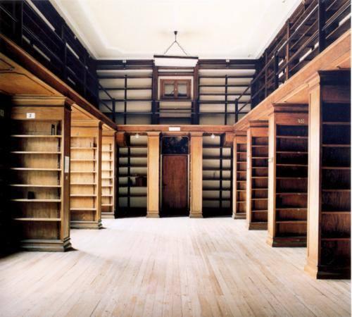 Candida Höfer, Bibliothèque Cappuccini Redentore à Venise