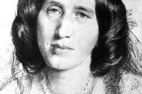 Portrait de George Eliot