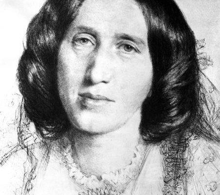 Portrait de George Eliot