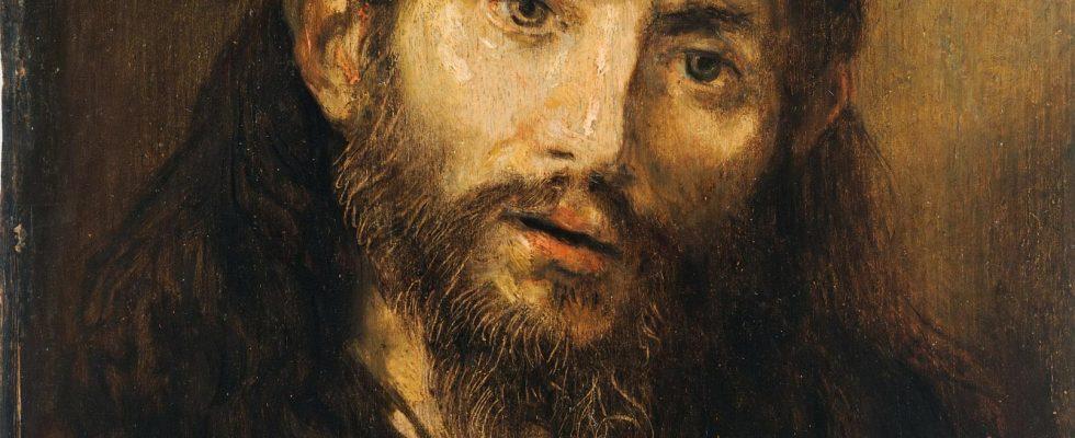 Portrait de jésus