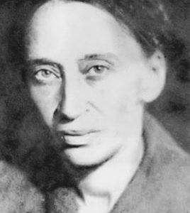 Portrait de Nadiejda Mandelstam