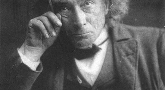 Portrait de Naftali Imber